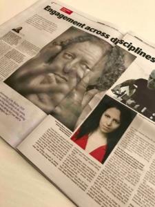 2Malta Today - 16 Maggio 2019 (intervista [in English] - Newspaper