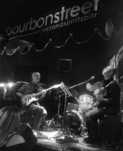 @ Bourbon Street Jazz Club (Na) - with Lomanto's Electric Trio - 18 Ottobre 2019