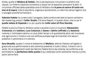 OPTIMAGAZINE - 20 Febbraio 2020 (recensione - pag. 2 di 5) di Luca Mastinu