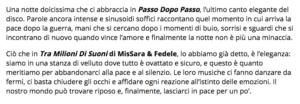OPTIMAGAZINE - 20 Febbraio 2020 (recensione - pag. 5 di 5) di Luca Mastinu