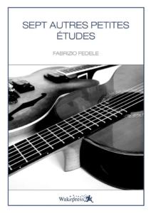 Sept Autres Petites Études_Fronte