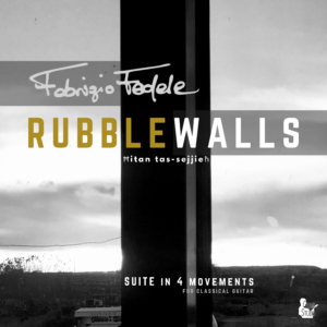 RUBBLE WALLS_Suite in 4 Movements_Front Cover