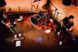 @ Nevermind (Na) - with Fabrizio Fedele Trio - 15 Maggio 2021