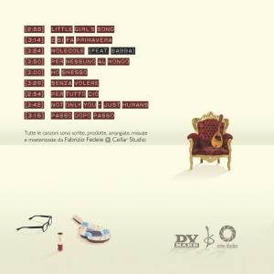 Tra milioni di suoni (80055 Records 2020) Back Cover